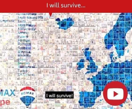 RE/MAX will survive. Video e testo realizzato in esclusiva per RE/MAX Europe.