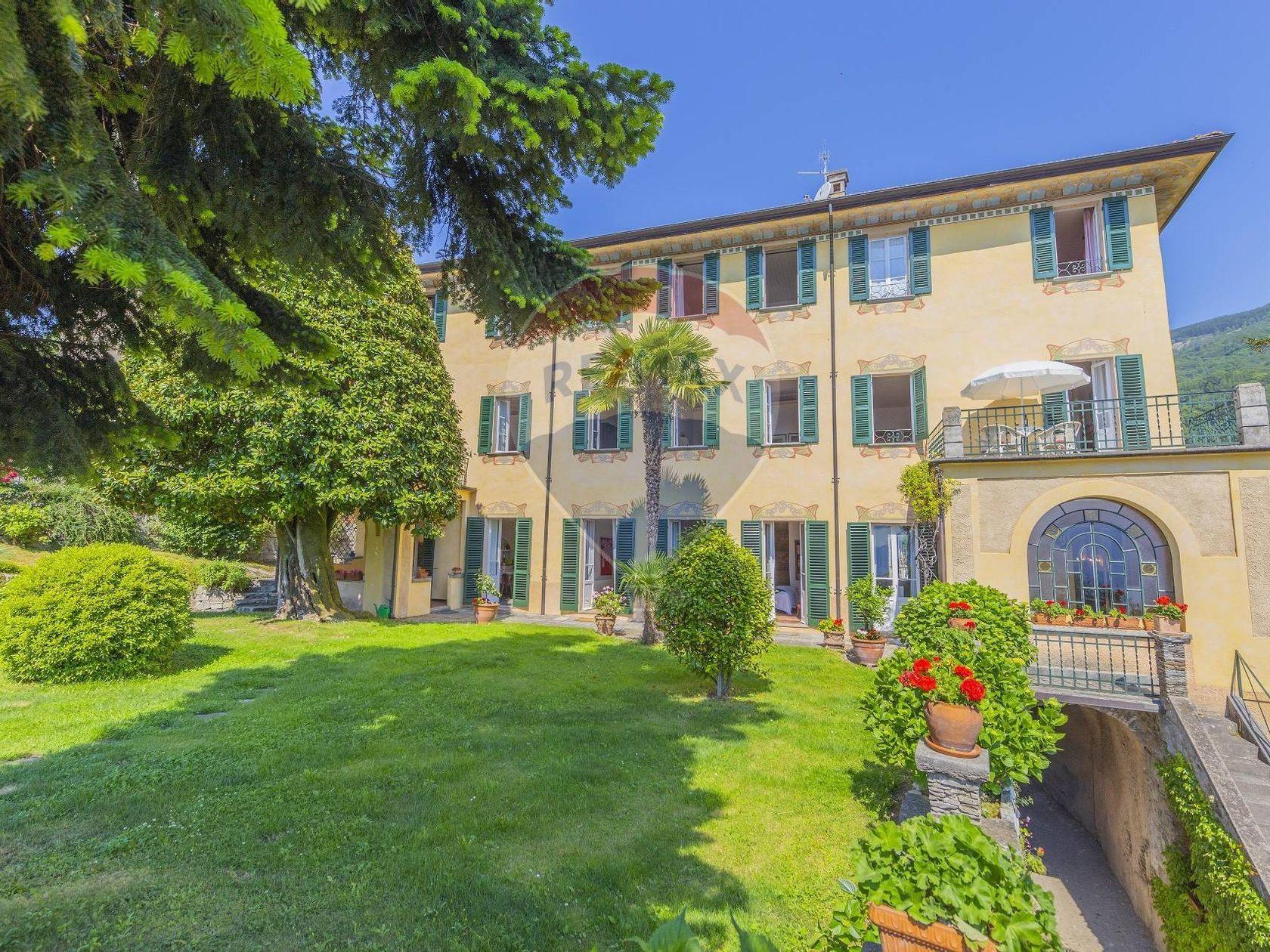 Villa singola Cannero Riviera, VB Vendita