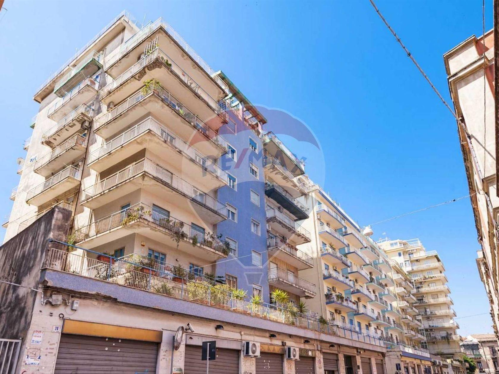 Appartamento Catania-borgo,sanzio,beccaria,lanza,cibali, Catania, CT Vendita