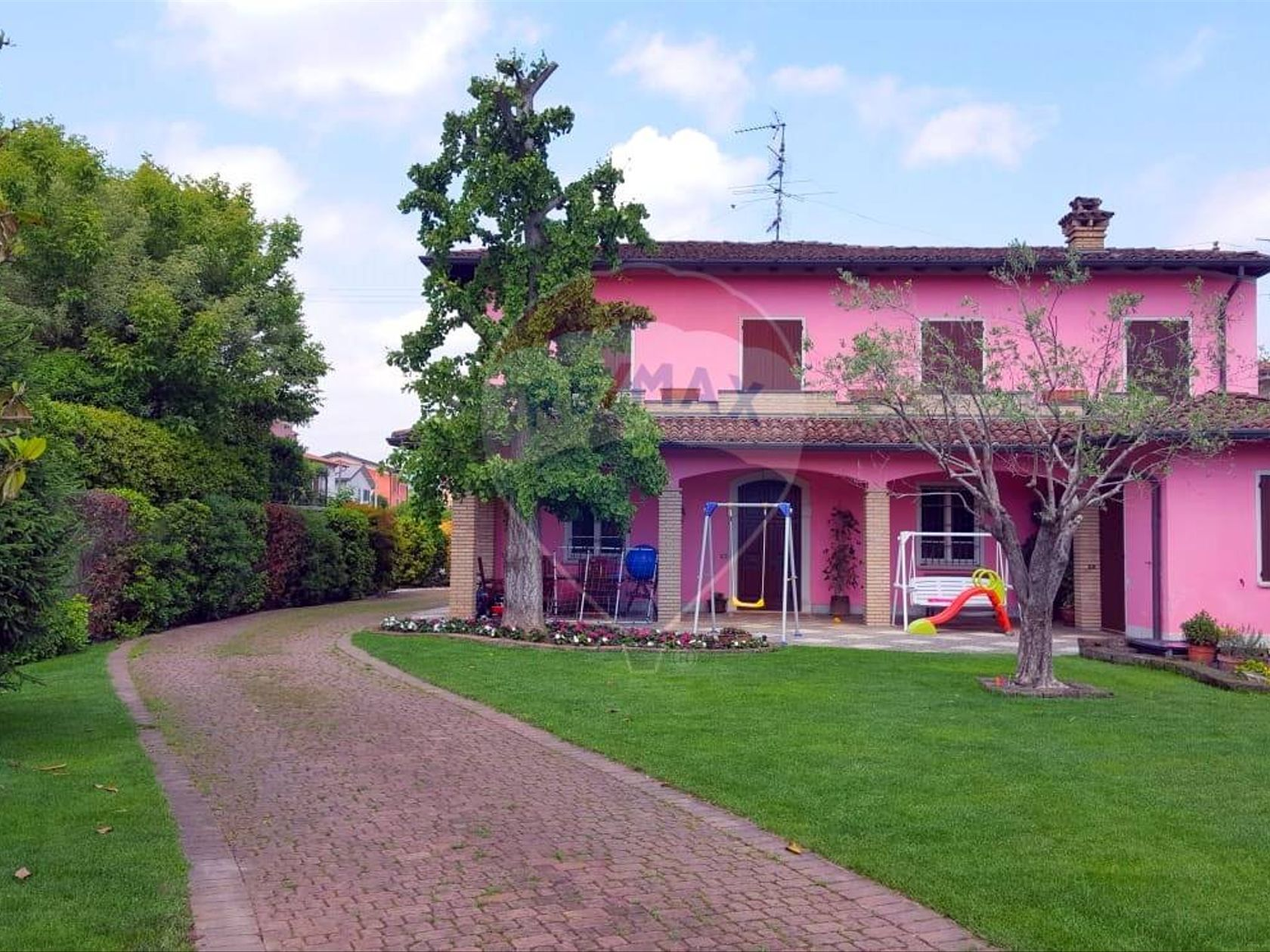 Villa singola Ghedi, BS Vendita