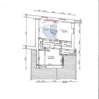 Appartamento L'Aquila, AQ Vendita - Planimetria 3