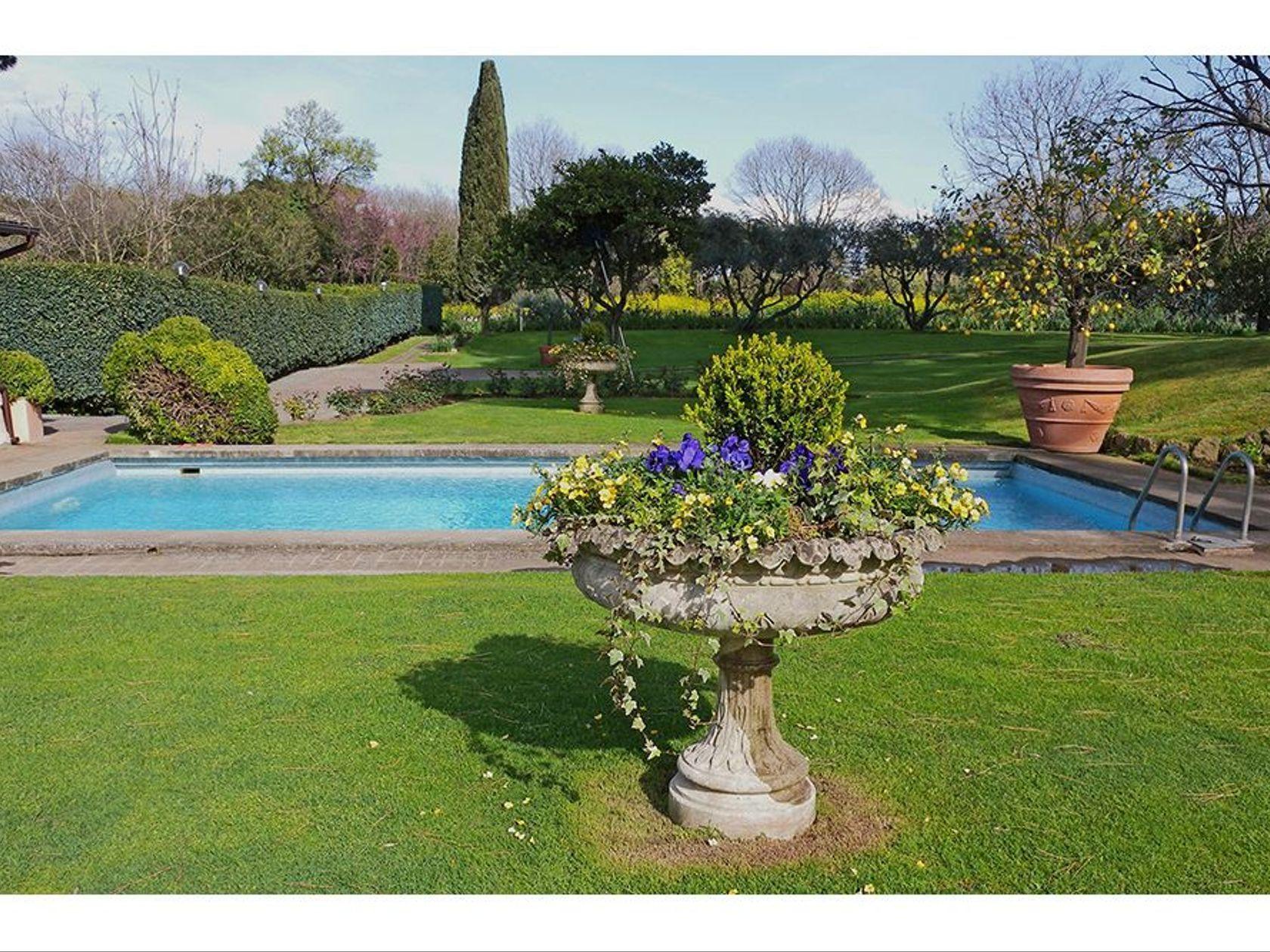 Villa singola Aventino, Roma, RM Vendita - Foto 15