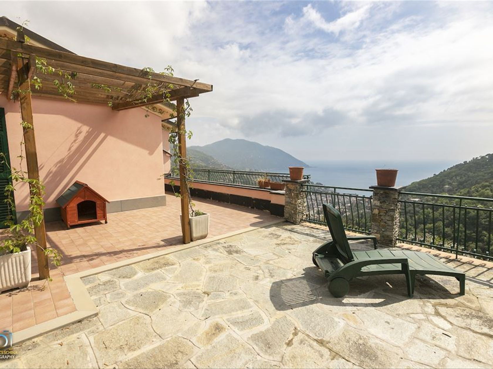 Villa singola Recco, GE Vendita - Foto 42