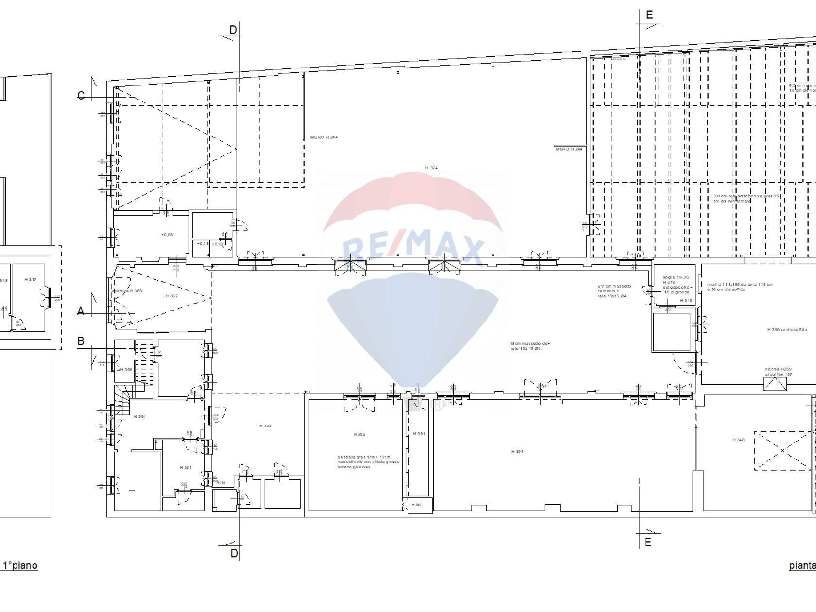 Laboratorio Bovisa, Milano, MI Vendita - Planimetria 1