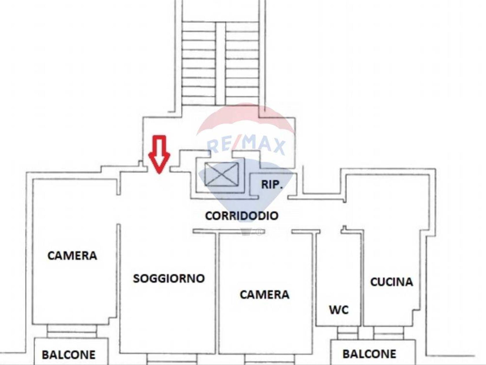 Appartamento Milano-affori Bovisa Niguarda Testi, Milano, MI Vendita