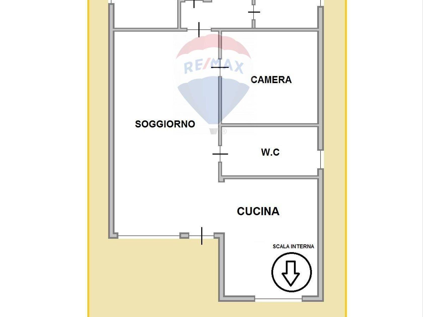 Villetta bifamiliare Trecastagni, CT Vendita - Planimetria 3