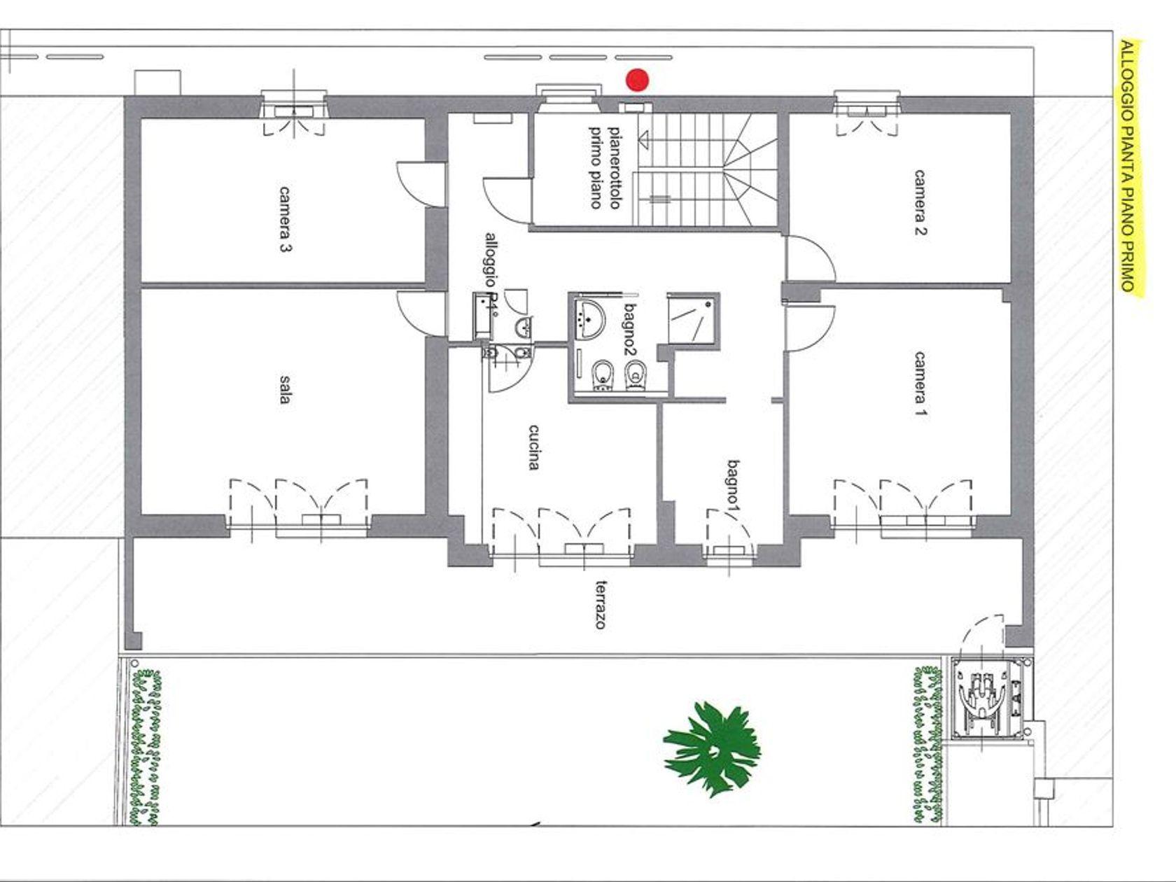Appartamento Chieri, TO Vendita - Foto 39