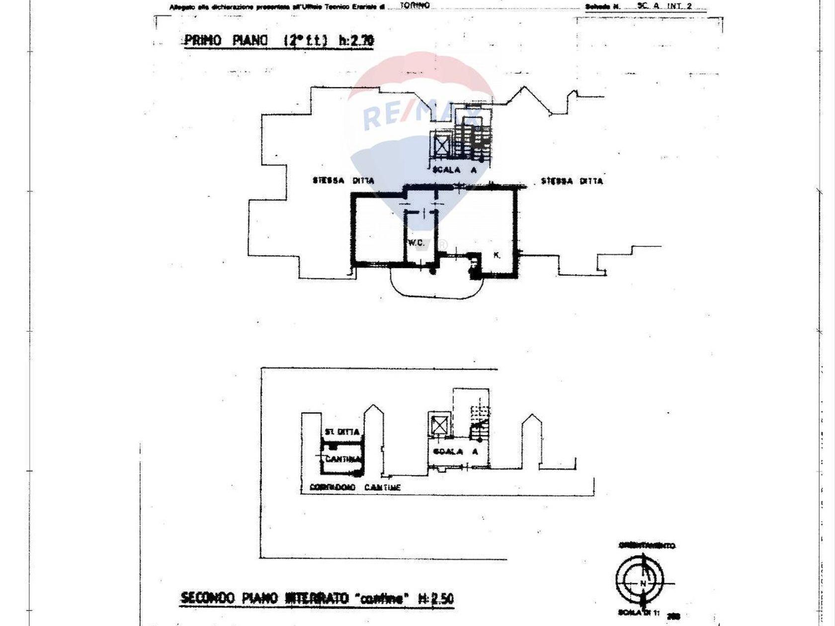 Appartamento Chieri, TO Vendita - Planimetria 1
