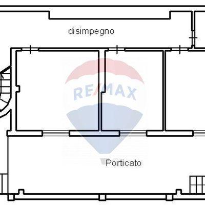 Villetta bifamiliare Uditore, Palermo, PA Vendita - Planimetria 3