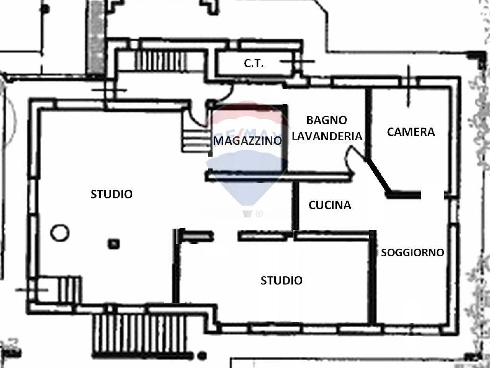 Villa singola Loreggia, PD Vendita - Planimetria 3