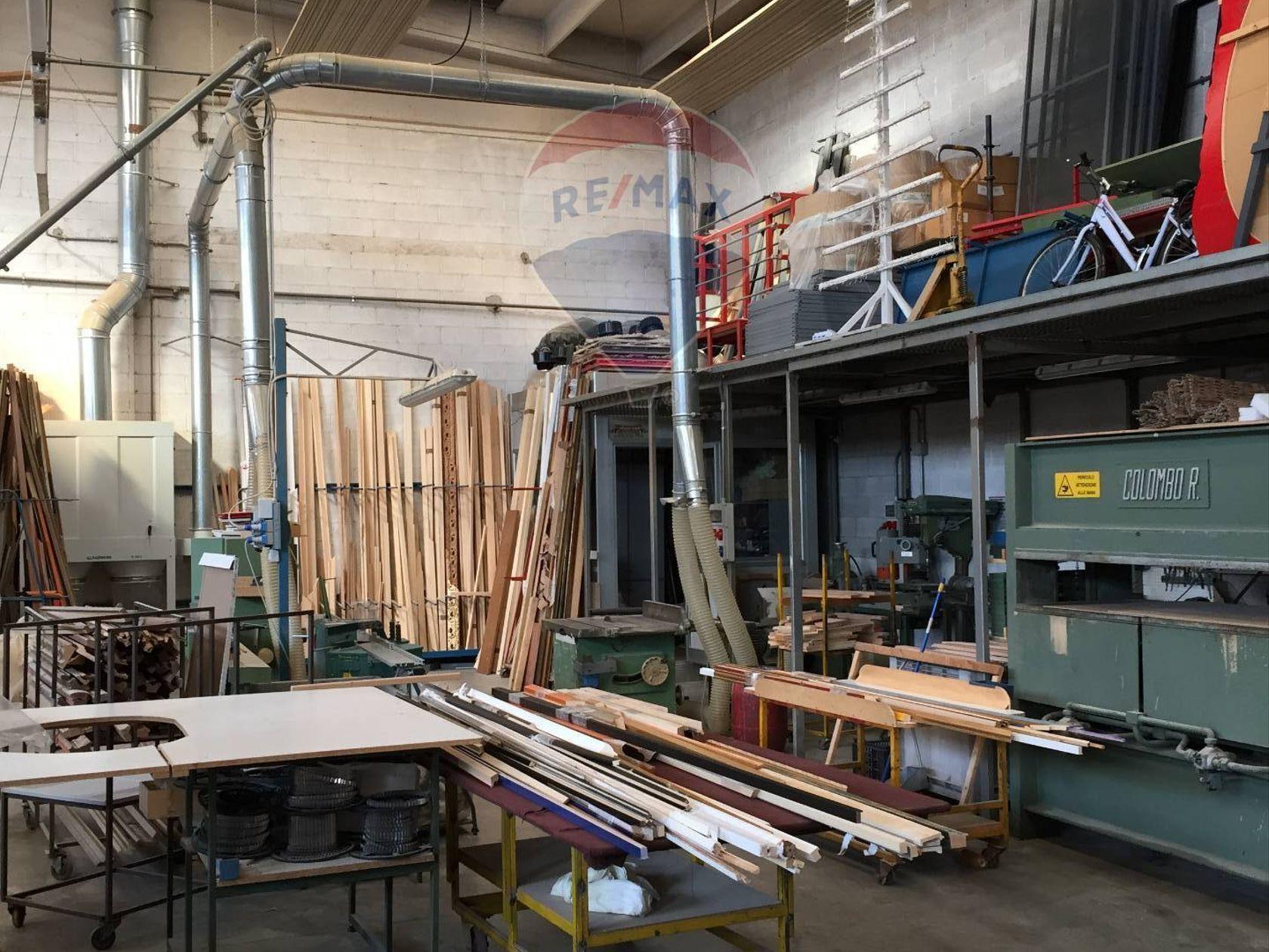 Capannone Industriale Turate, CO Vendita - Foto 2