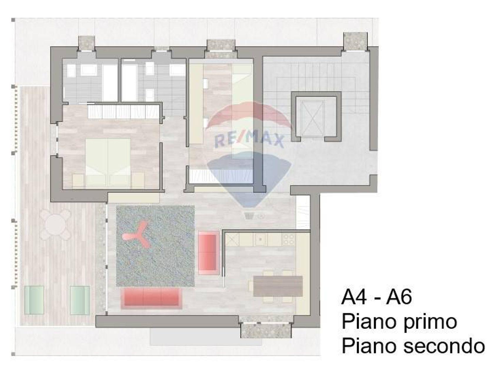 Appartamento Villa Cortese, MI Vendita