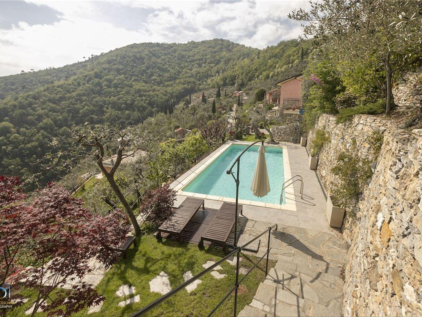 Villa singola Recco, GE Vendita - Foto 88