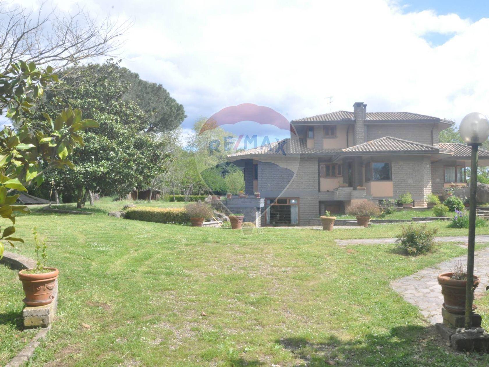 Villa singola Canale Monterano, RM Vendita - Foto 52