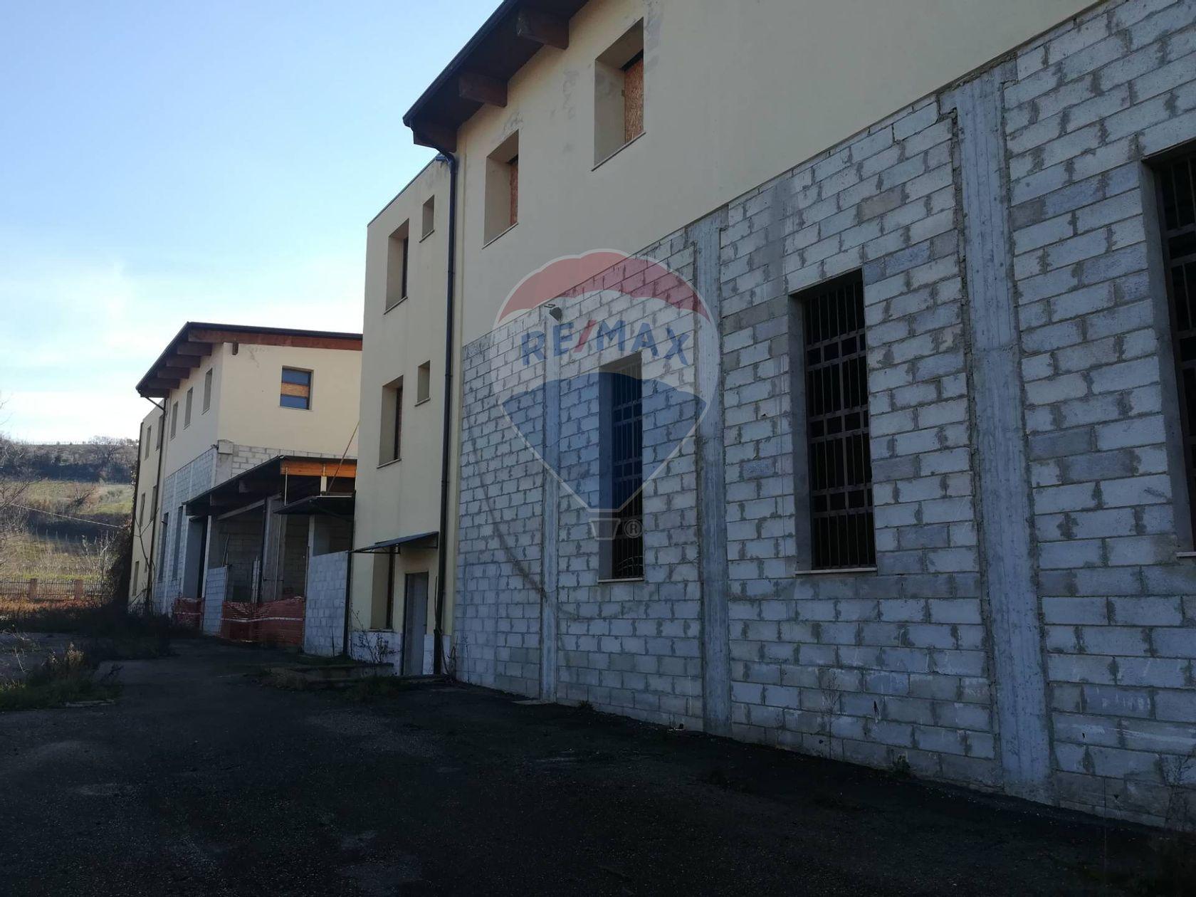 Capannone Industriale Ari, CH Vendita - Foto 24