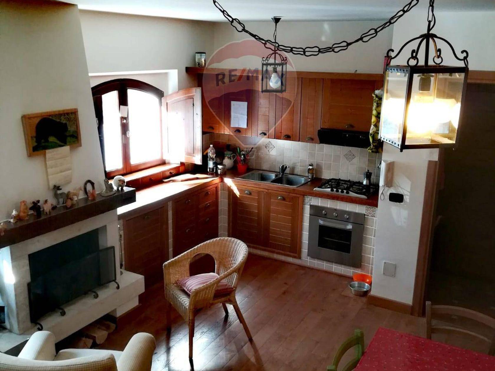 Appartamento Civitella Alfedena, AQ Vendita - Foto 45