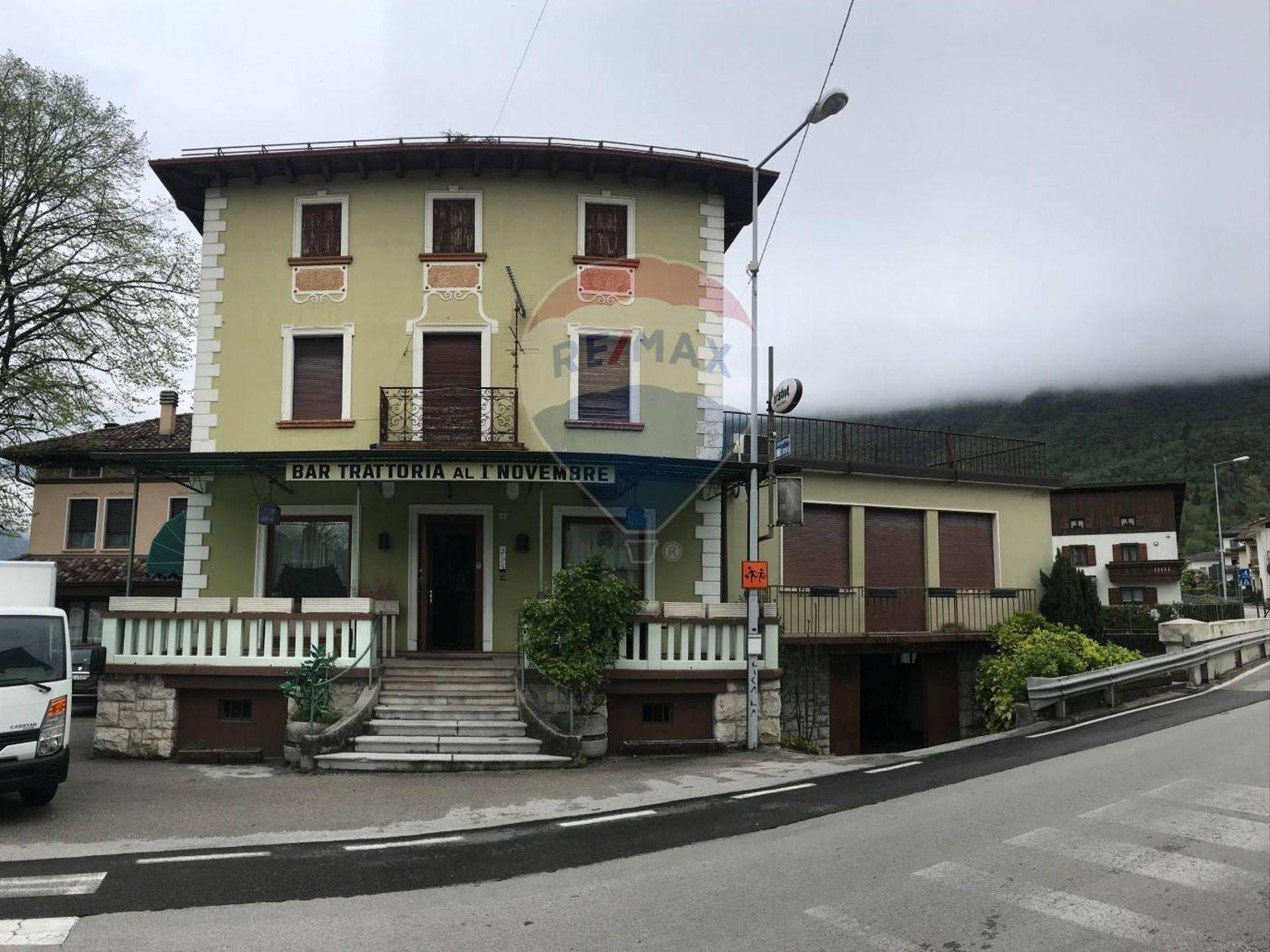 Porzione di casa Pajane, Ponte nelle Alpi, BL Vendita