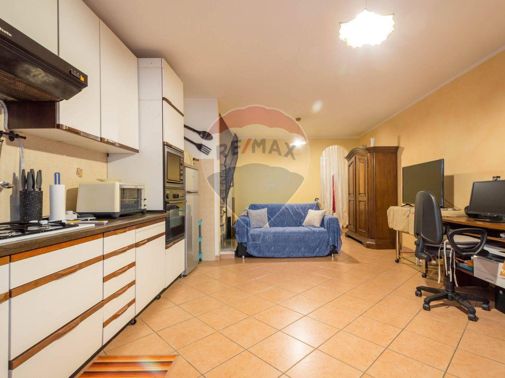 Porzione di villa Roma - Castelverde - Villaggio Prenestino, Roma, RM Vendita - Foto 2