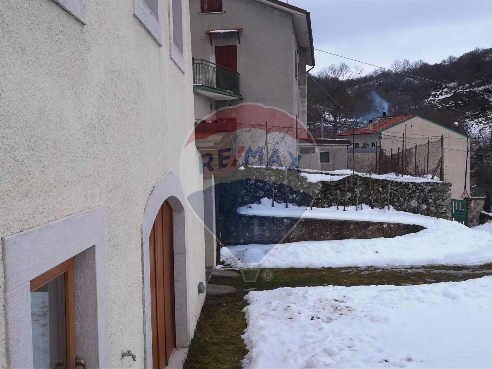 Casa Indipendente Civitella Alfedena, AQ Vendita - Foto 114