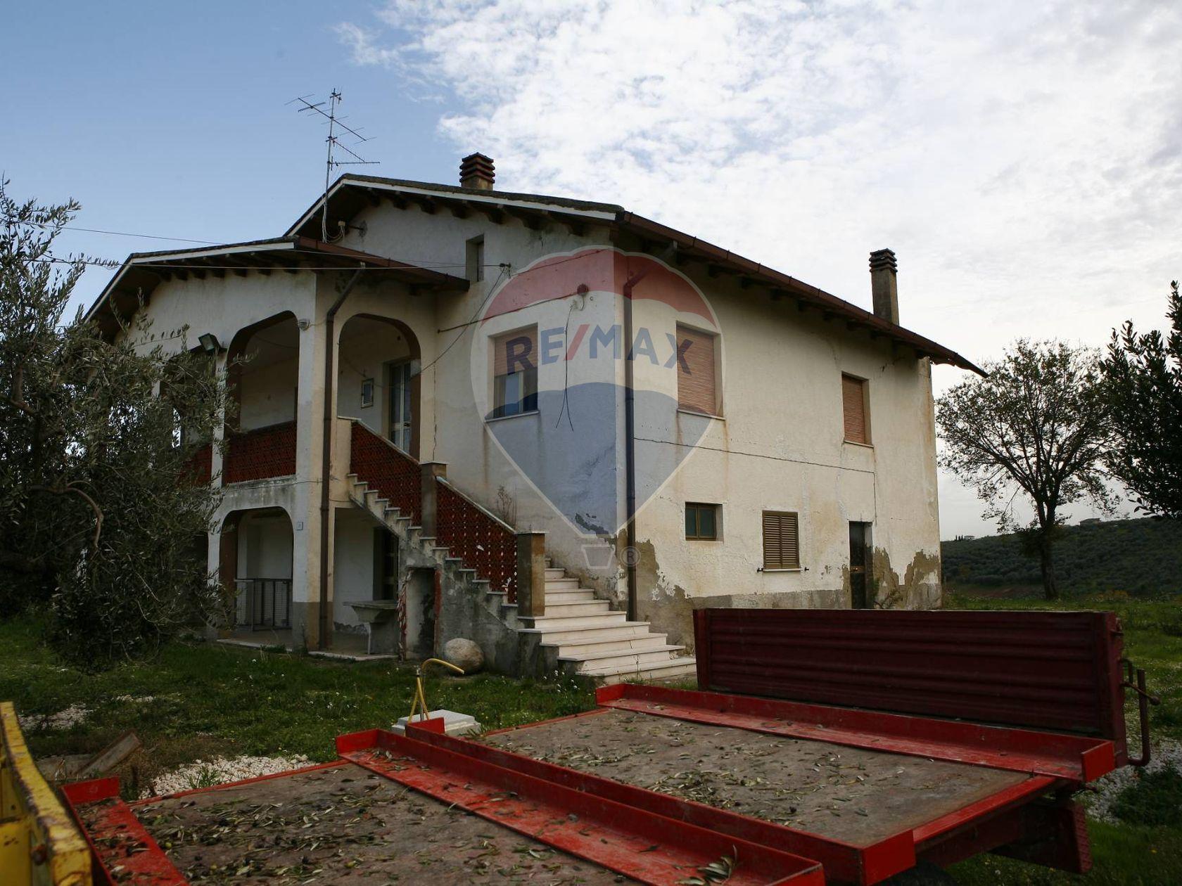 Cascina/Casale Senarica-Vertilina, Moscufo, PE Vendita - Foto 4