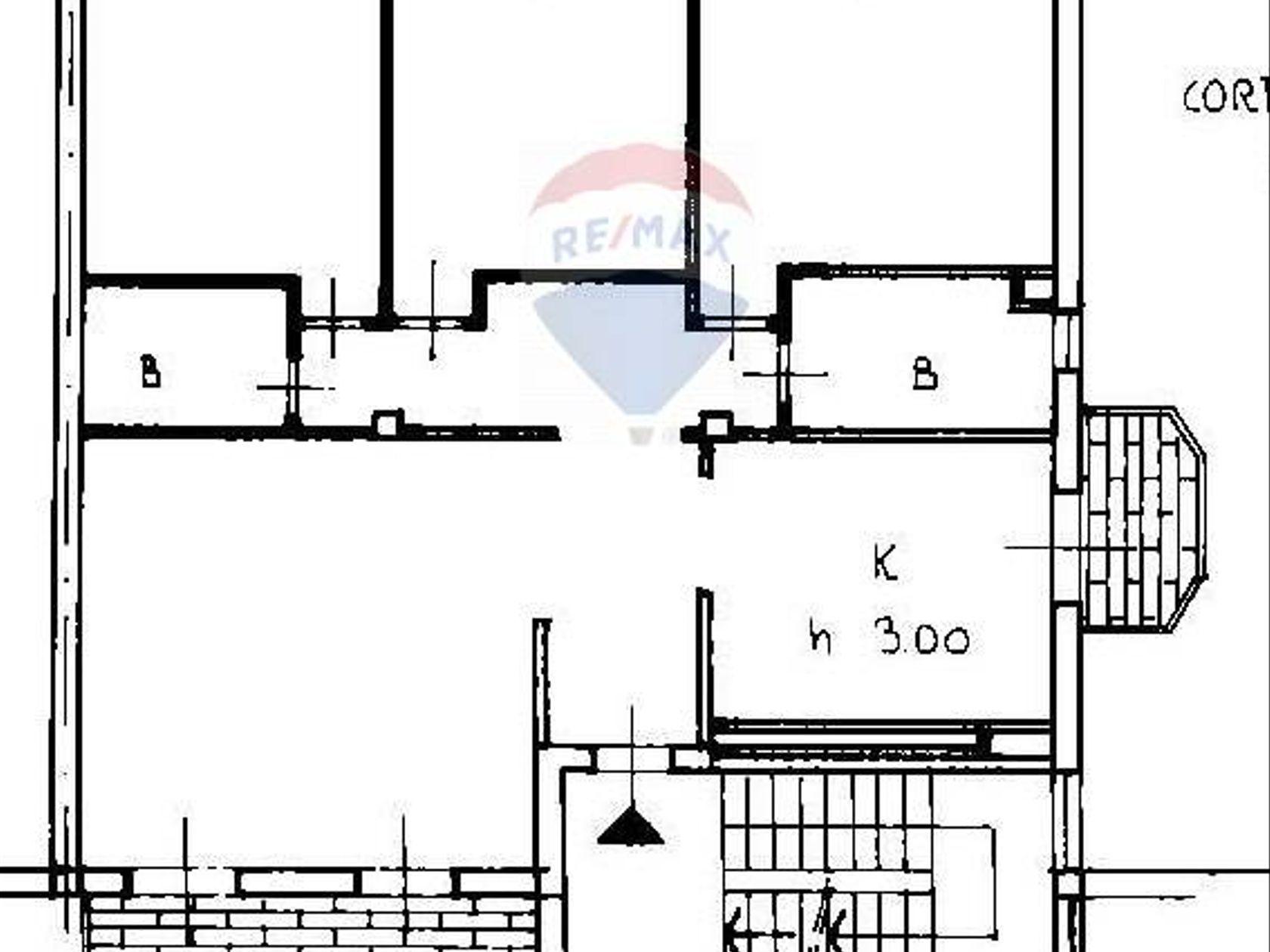 Appartamento Parabiago, MI Vendita - Planimetria 1