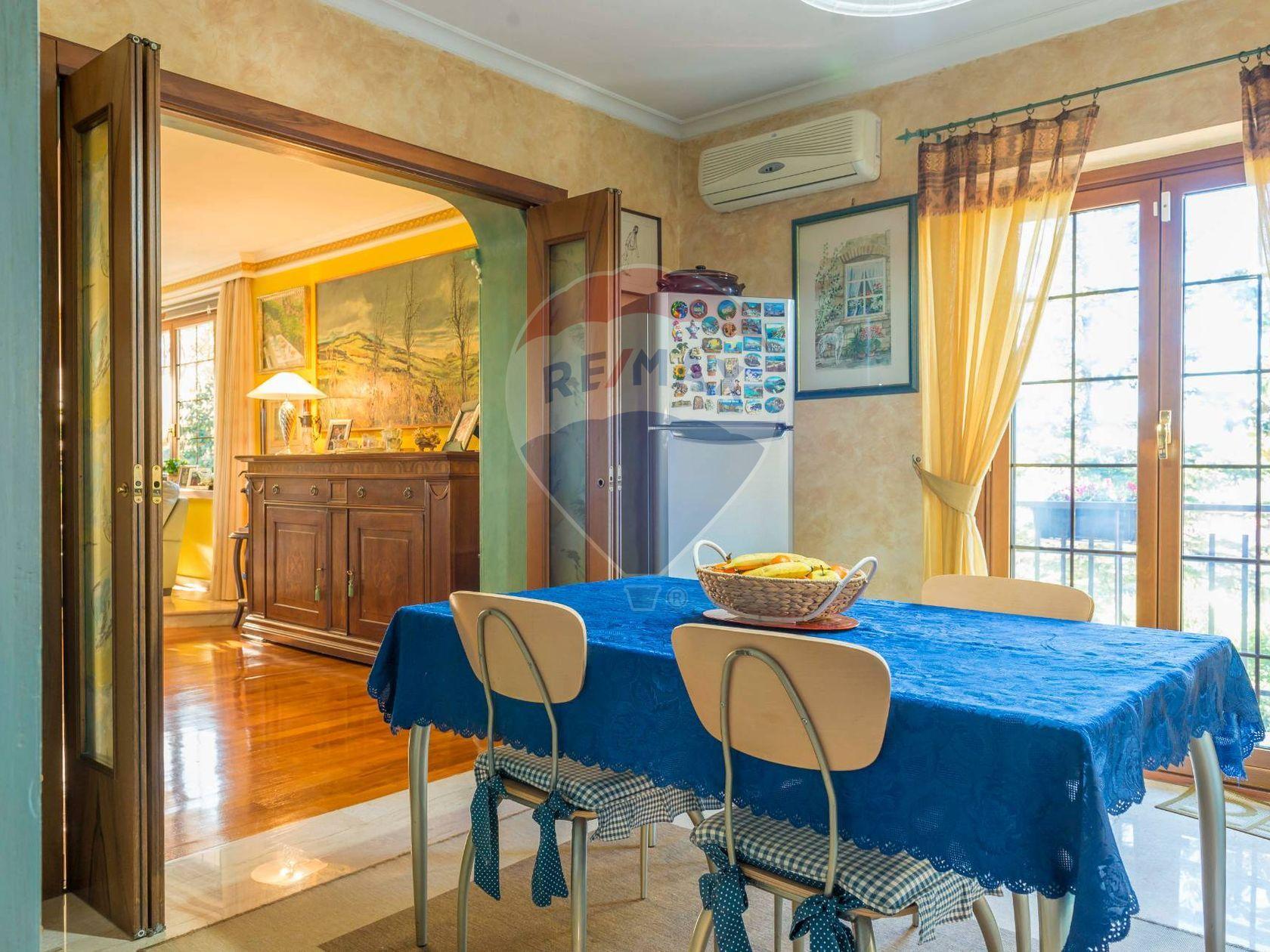 Villa singola Castelnuovo di Porto, RM Vendita - Foto 19