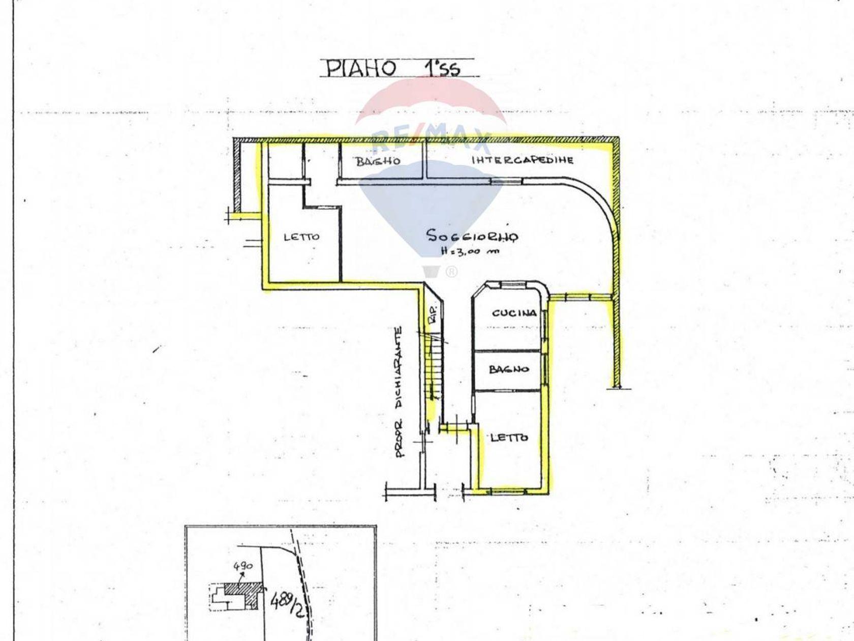 Villa singola Grottaferrata, RM Vendita - Planimetria 2
