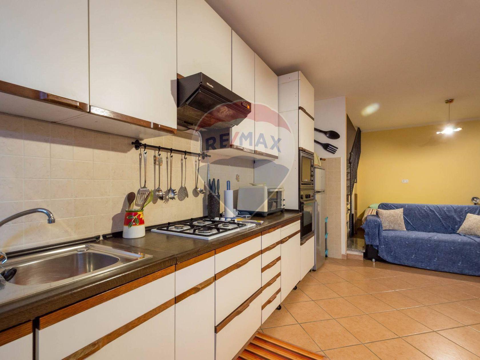 Porzione di villa Roma - Castelverde - Villaggio Prenestino, Roma, RM Vendita - Foto 4