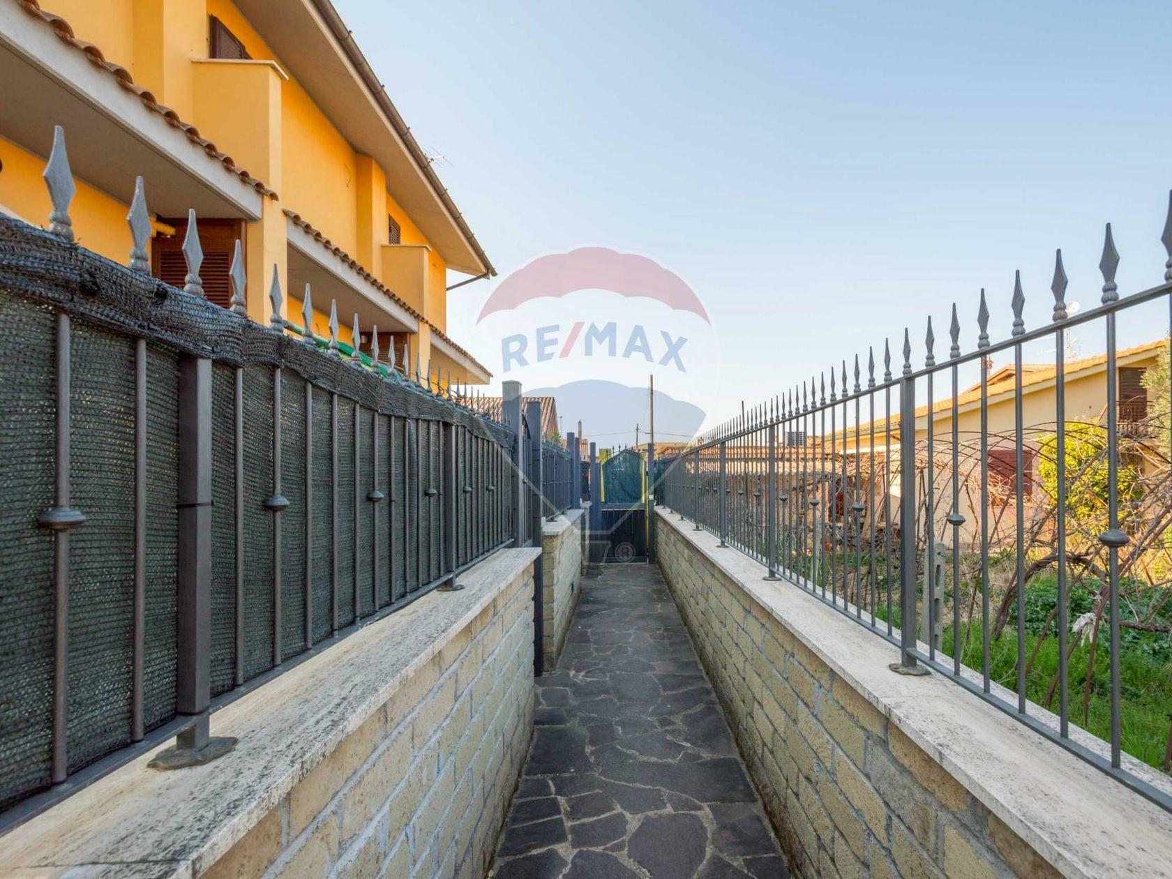 Porzione di villa Roma - Castelverde - Villaggio Prenestino, Roma, RM Vendita - Foto 25