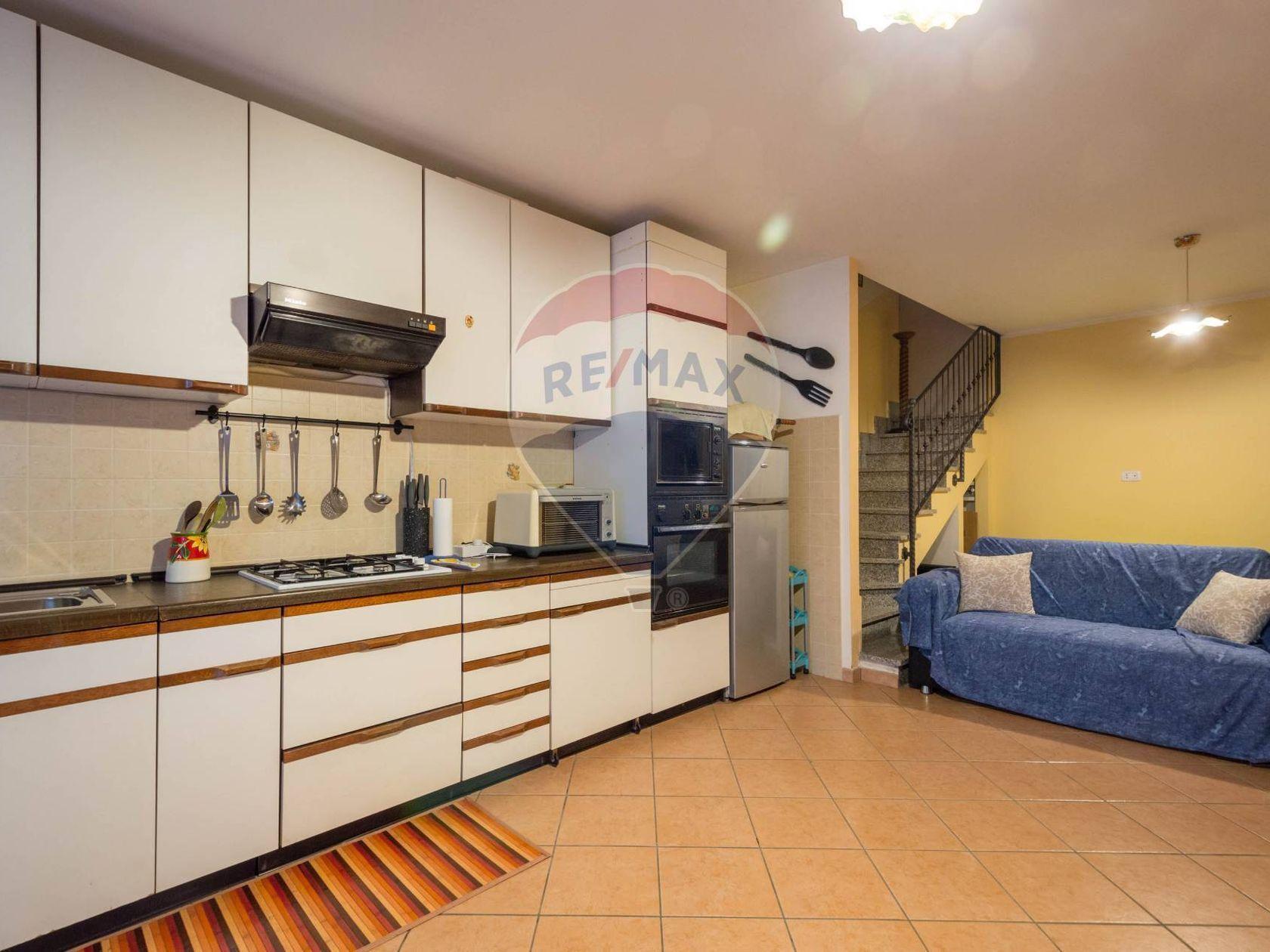 Porzione di villa Roma - Castelverde - Villaggio Prenestino, Roma, RM Vendita - Foto 5