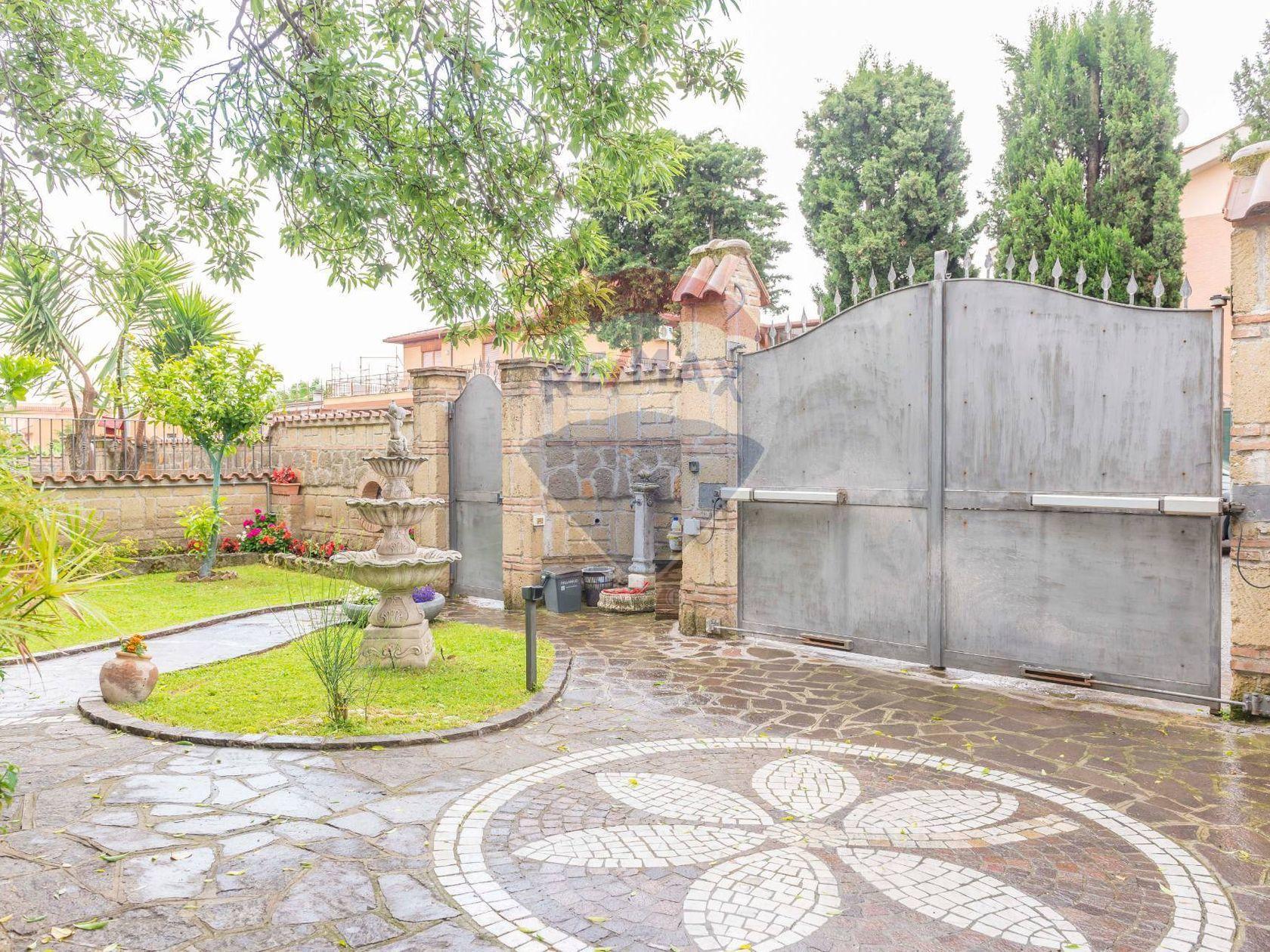 Villa o villino Borghesiana, Roma, RM Vendita - Foto 40
