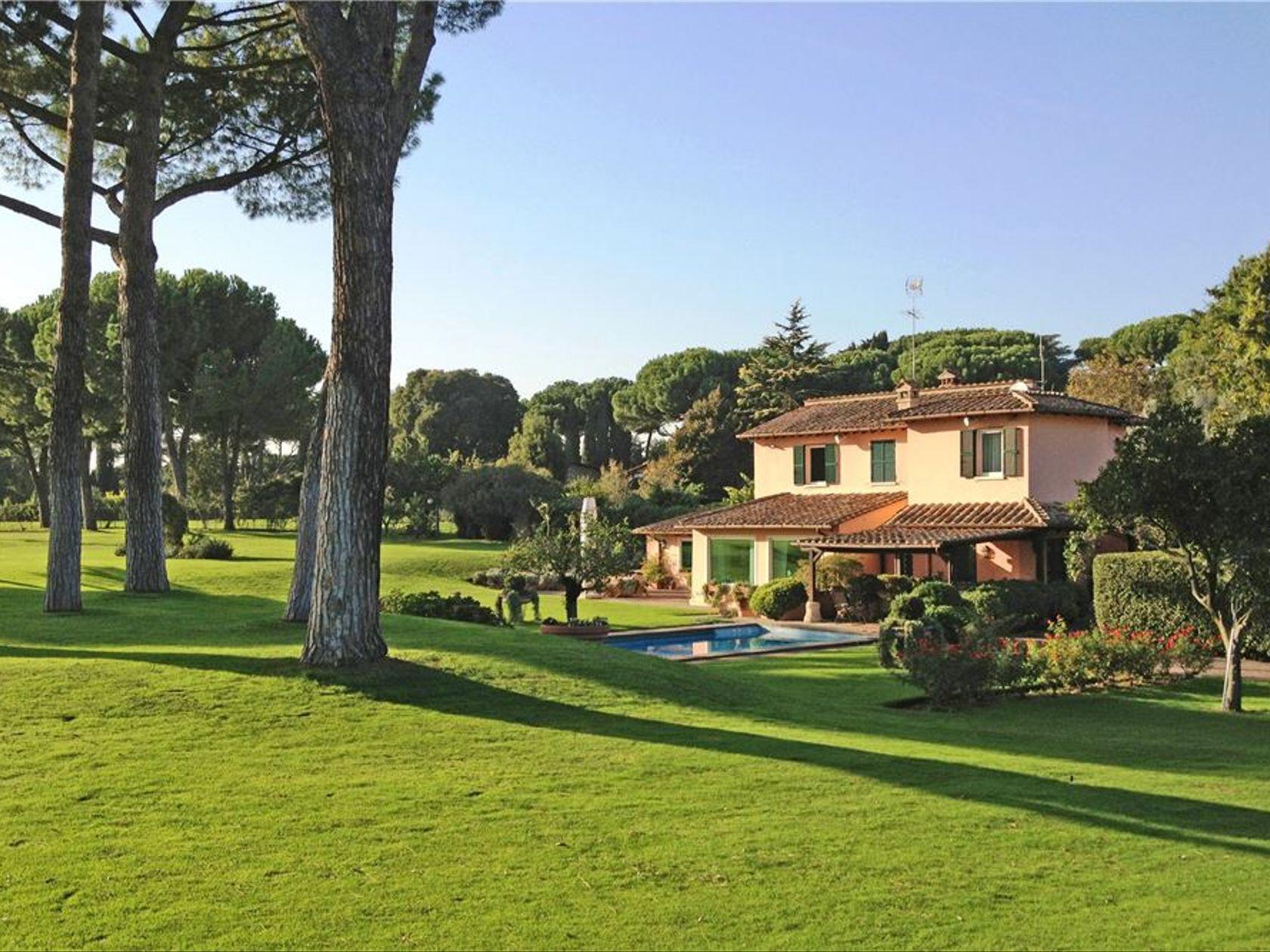 Villa singola Aventino, Roma, RM Vendita - Foto 3