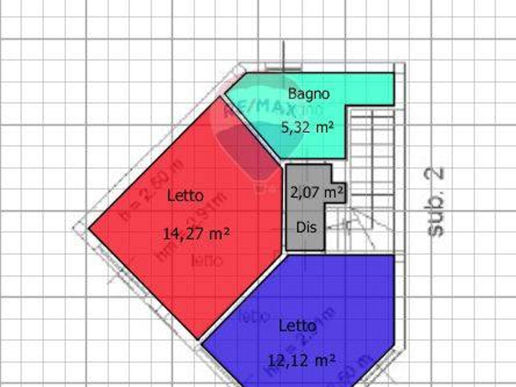 Villetta bifamiliare Sinnai-zona Centro, Sinnai, CA Vendita - Planimetria 1