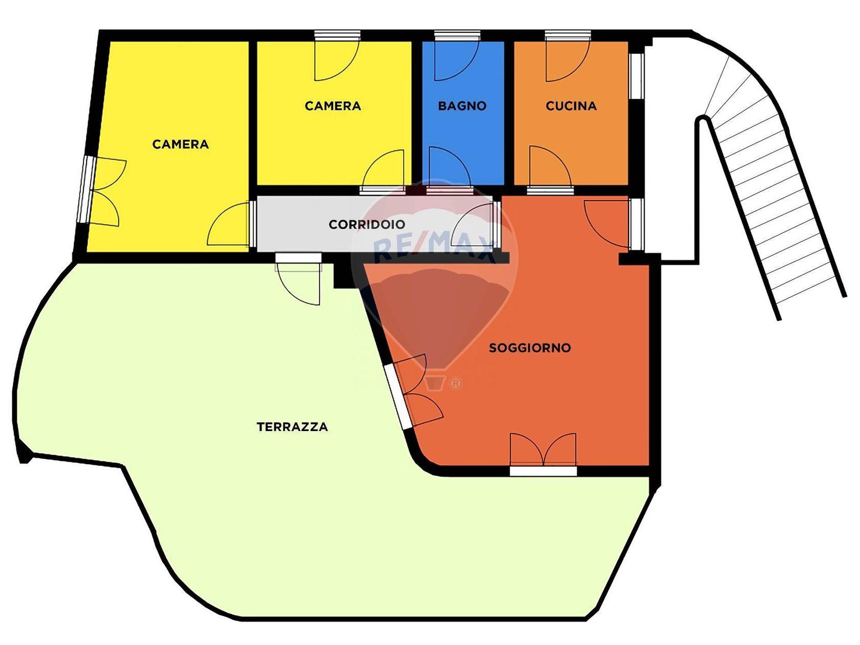 Villa singola Zona Santa Margherita, Pula, CA Vendita - Planimetria 2