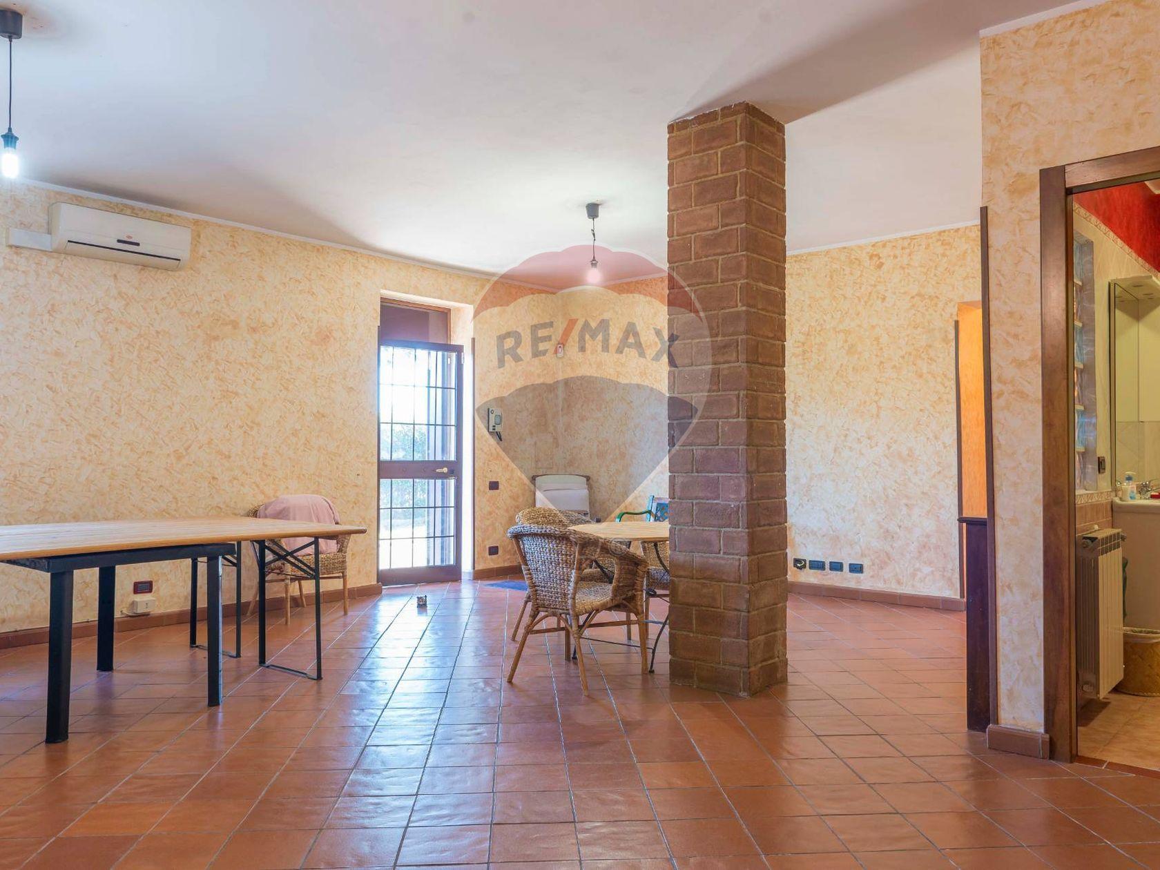 Villa singola Castelnuovo di Porto, RM Vendita - Foto 53