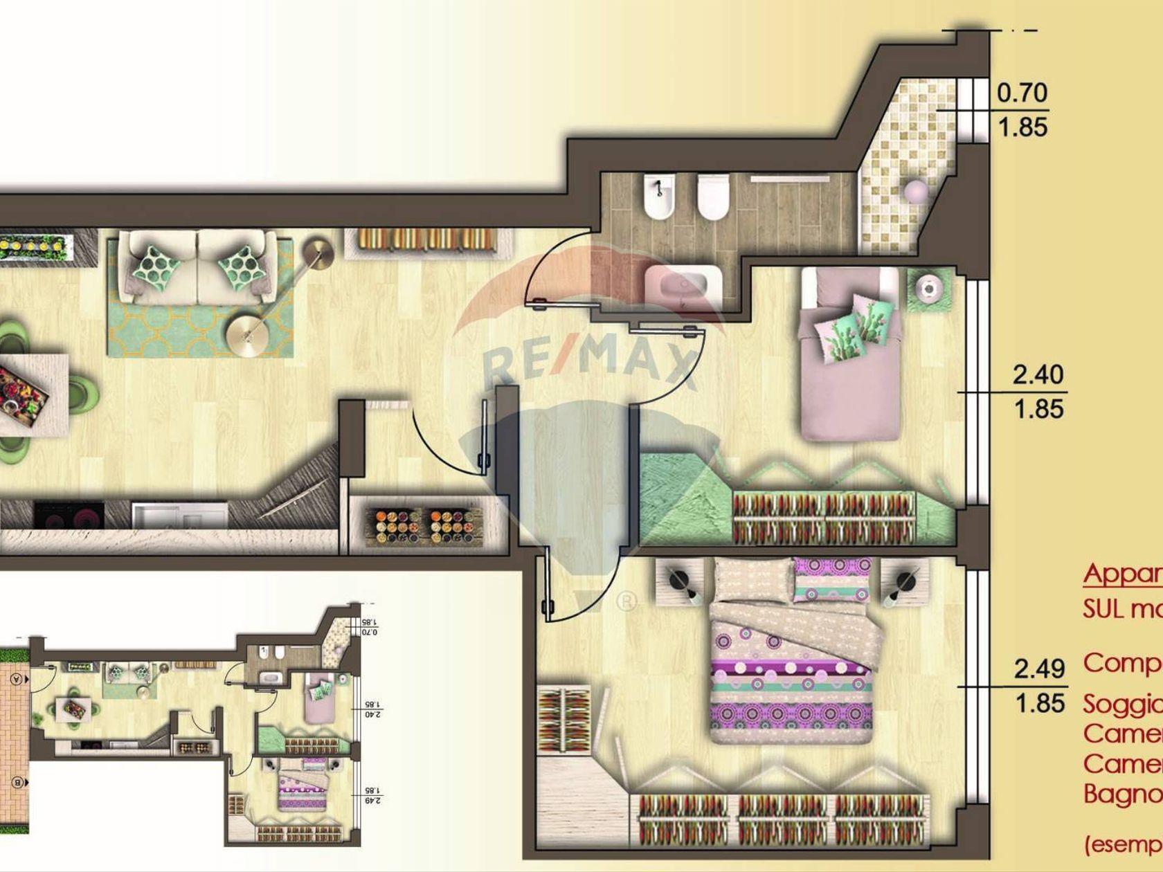 Appartamento San Iacopino, Firenze, FI Vendita