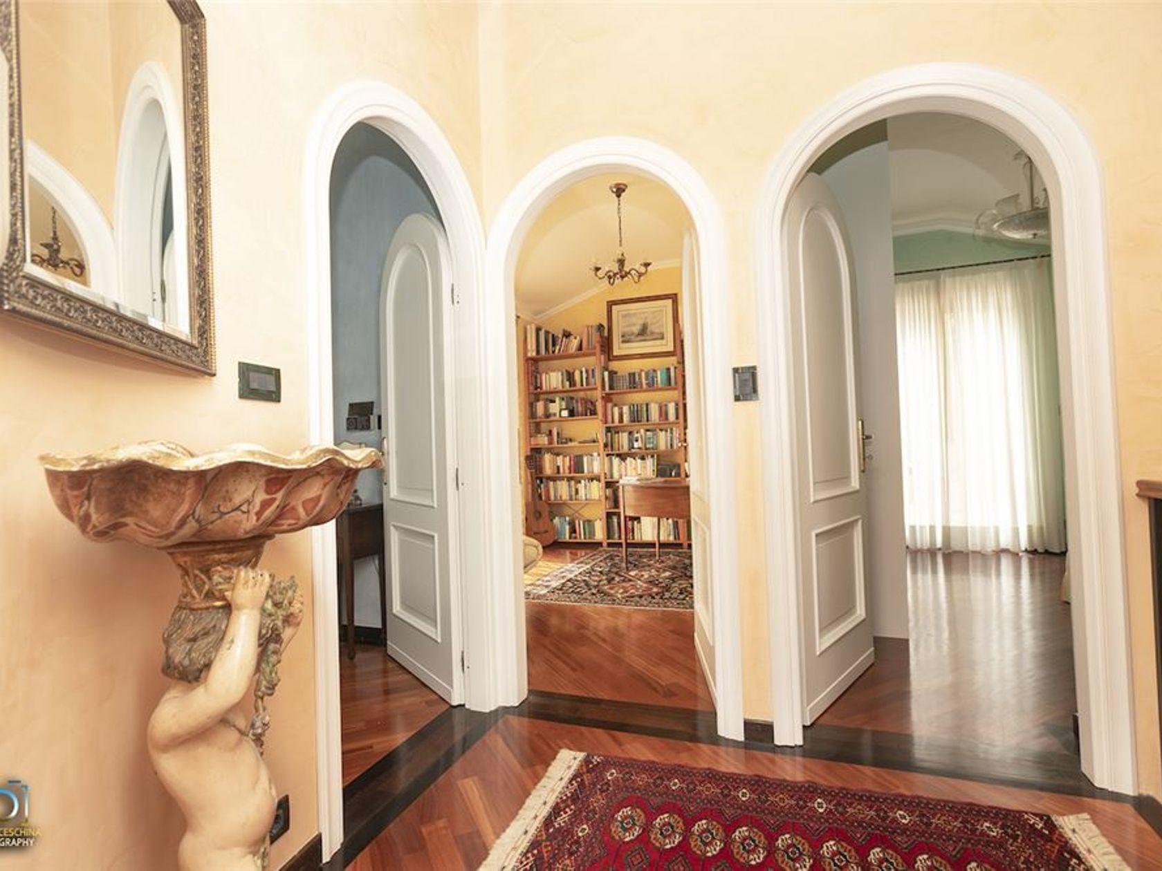 Villa singola Recco, GE Vendita - Foto 31
