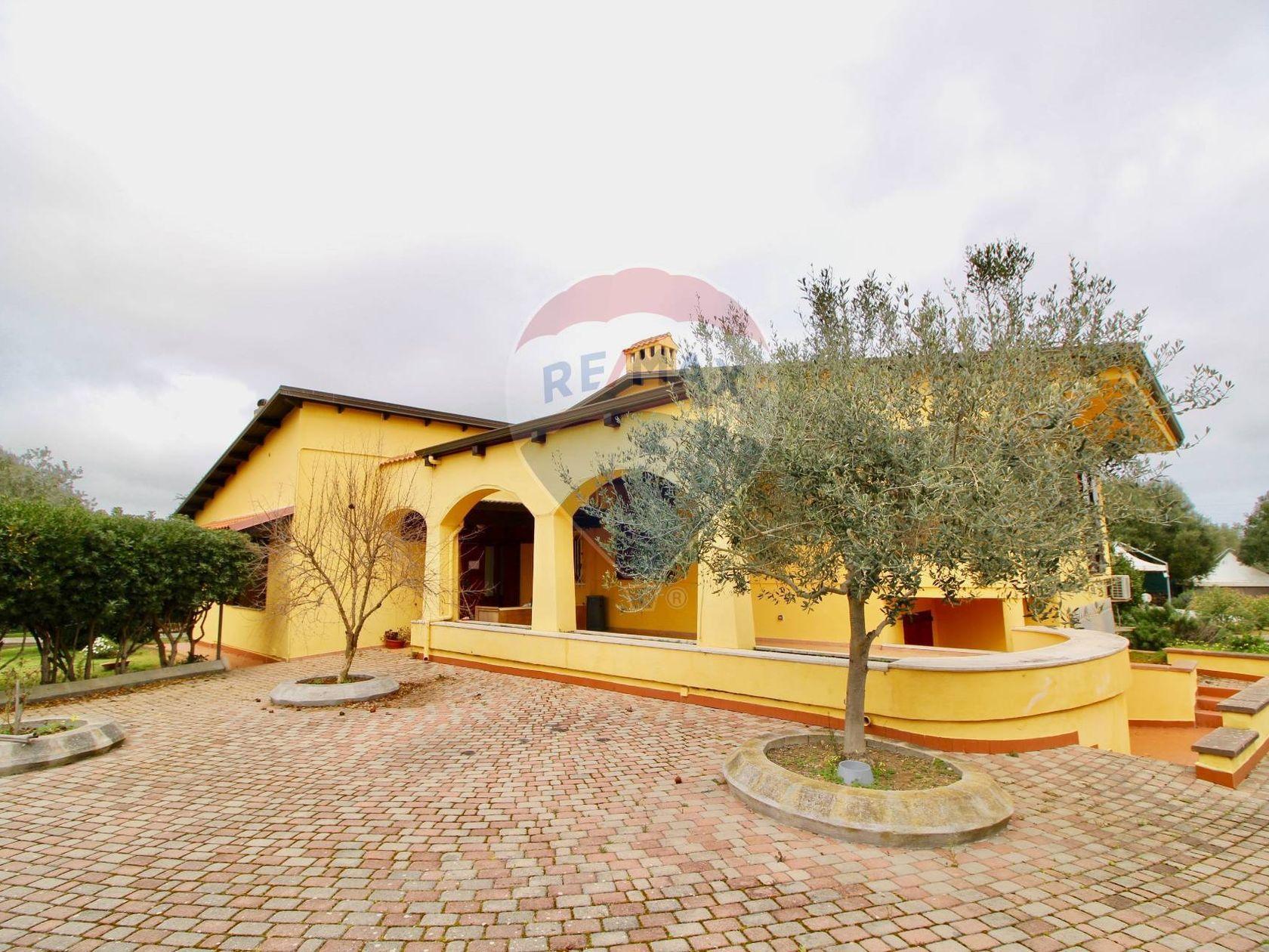 Villa singola Ss-li Punti, Sassari, SS Vendita