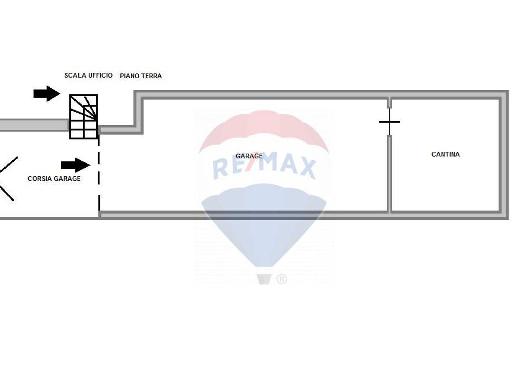 Villetta bifamiliare Trecastagni, CT Vendita - Planimetria 4