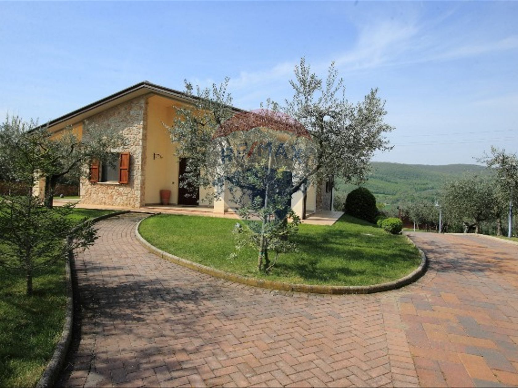 Villa singola Marcellano, Gualdo Cattaneo, PG Vendita - Planimetria 5