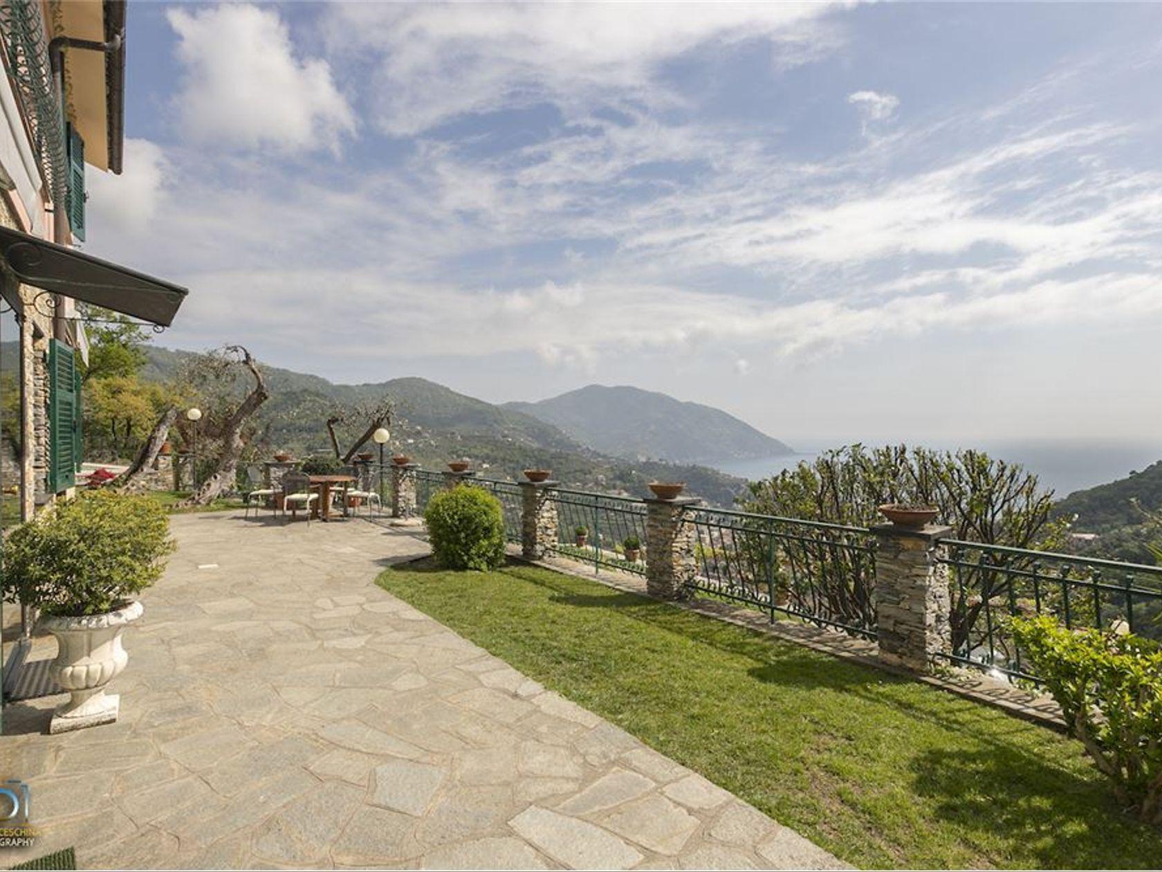Villa singola Recco, GE Vendita - Foto 104