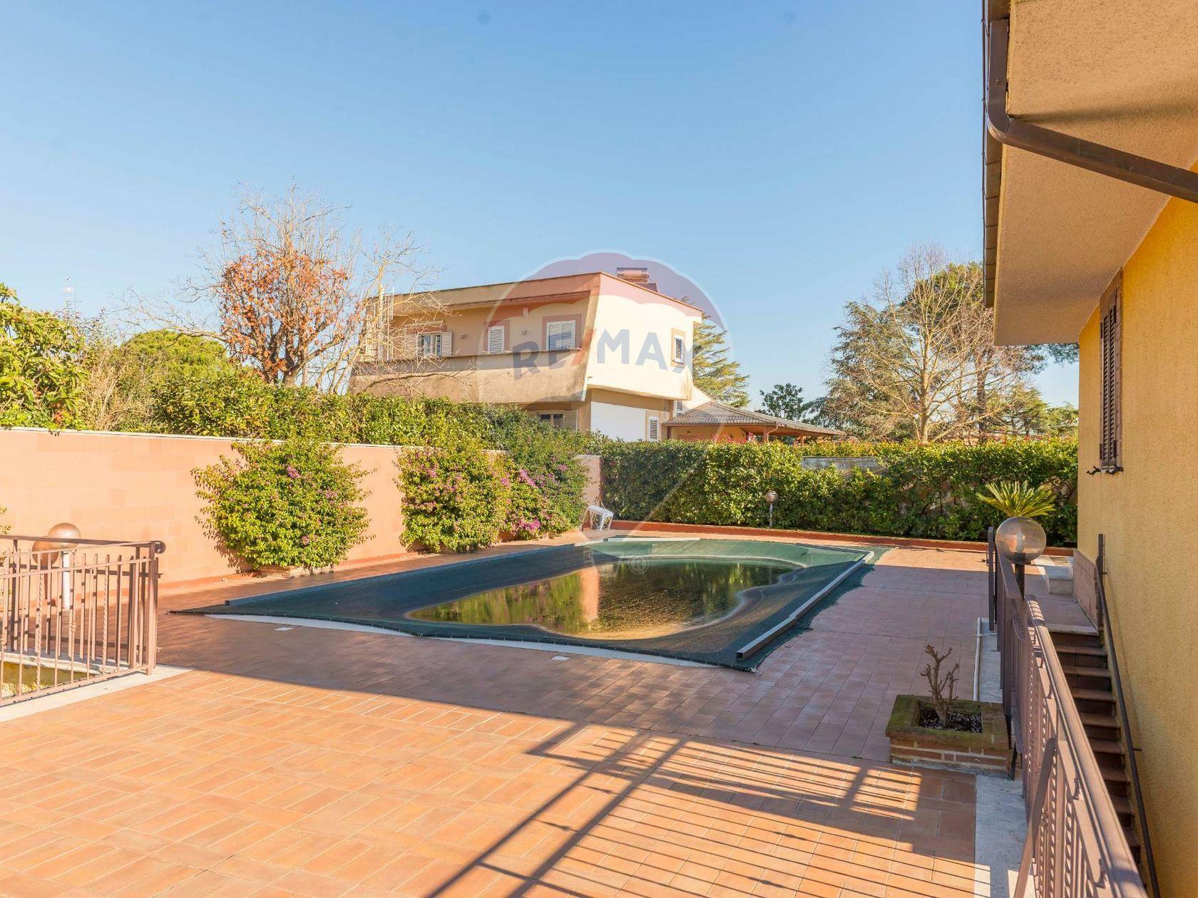 Villa singola Castelnuovo di Porto, RM Vendita - Foto 89