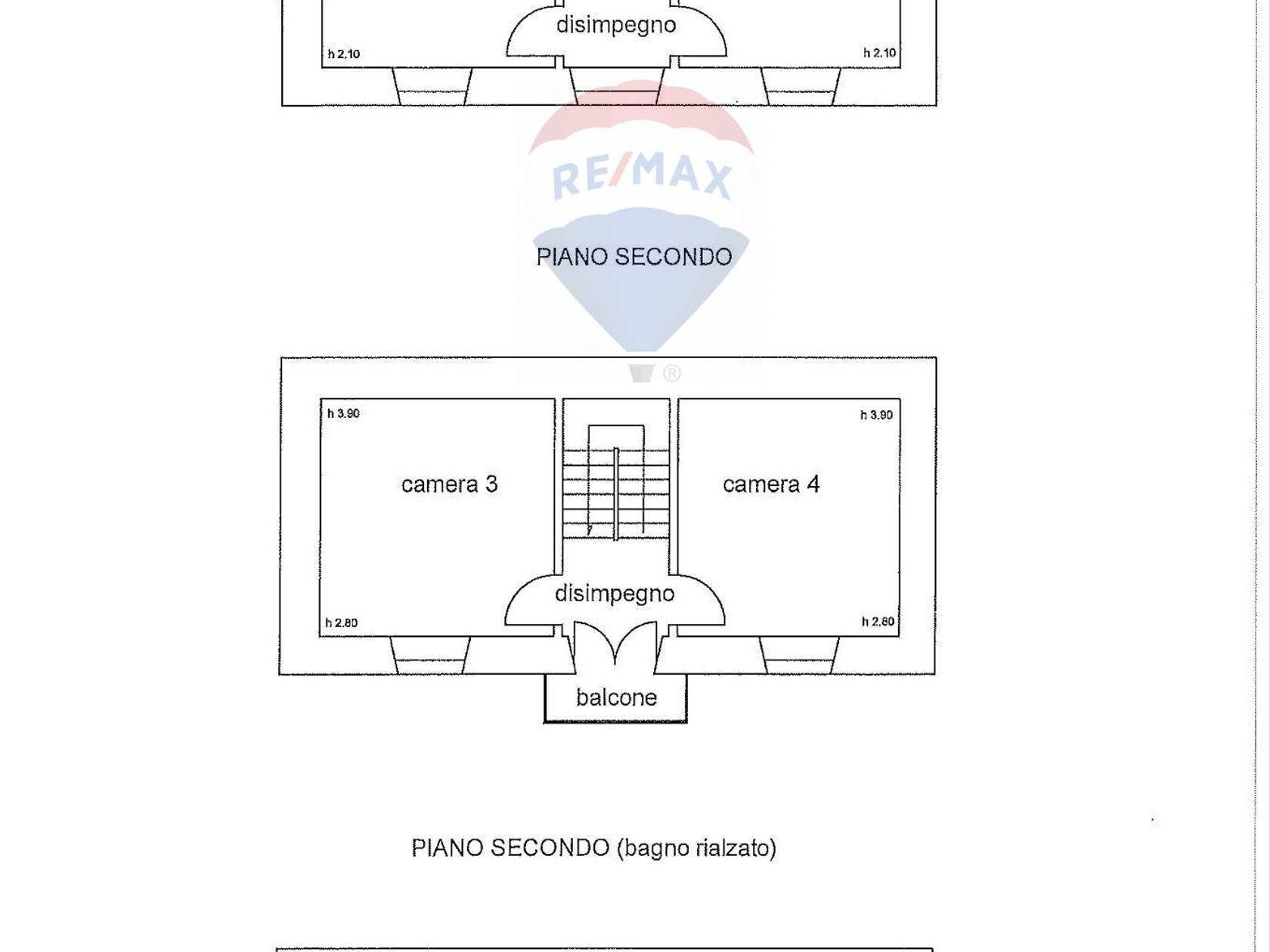 Casa Indipendente Castelvecchio Calvisio, AQ Vendita - Planimetria 1