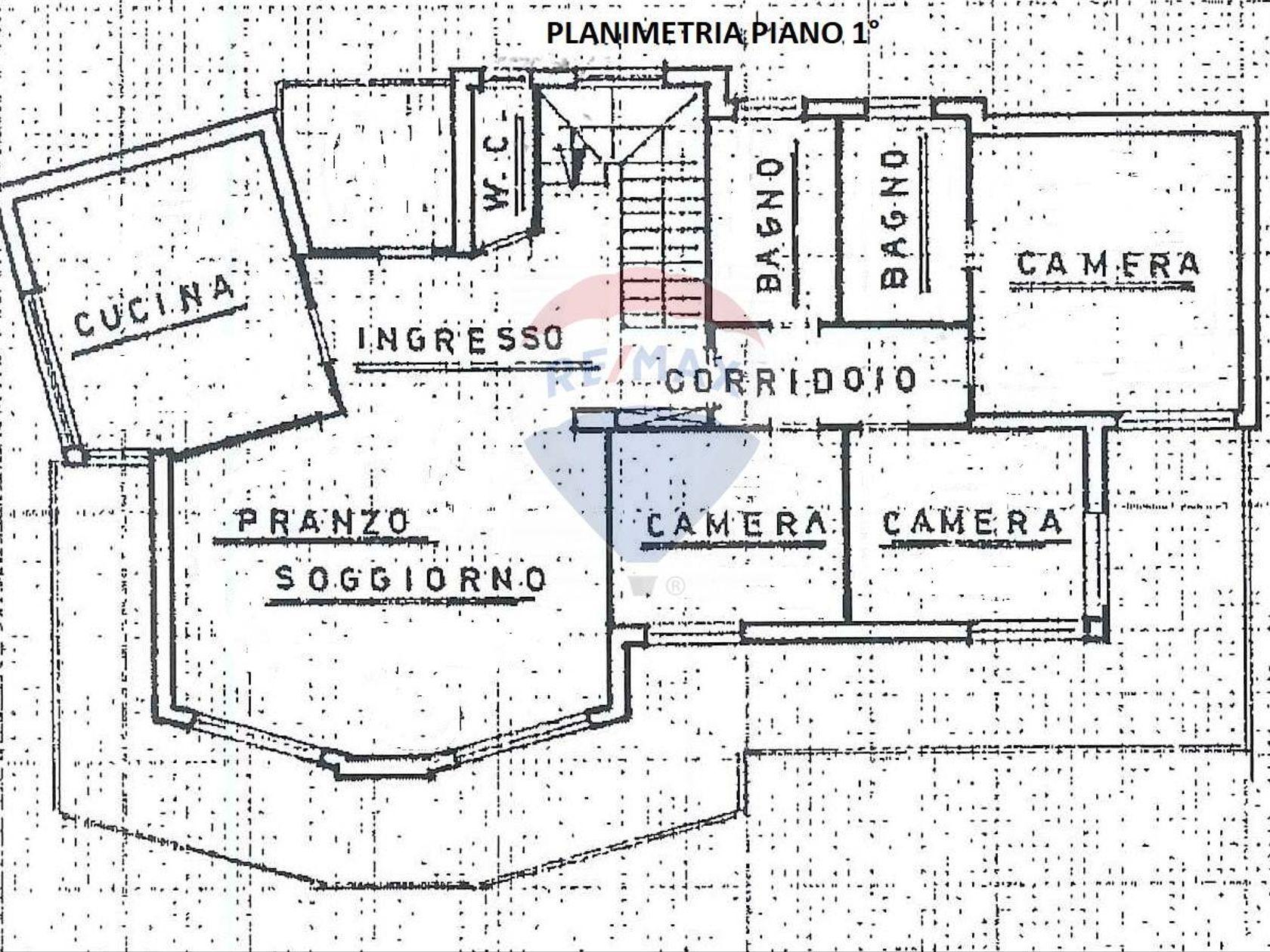 Villa singola Brenzone sul Garda, VR Vendita - Planimetria 2