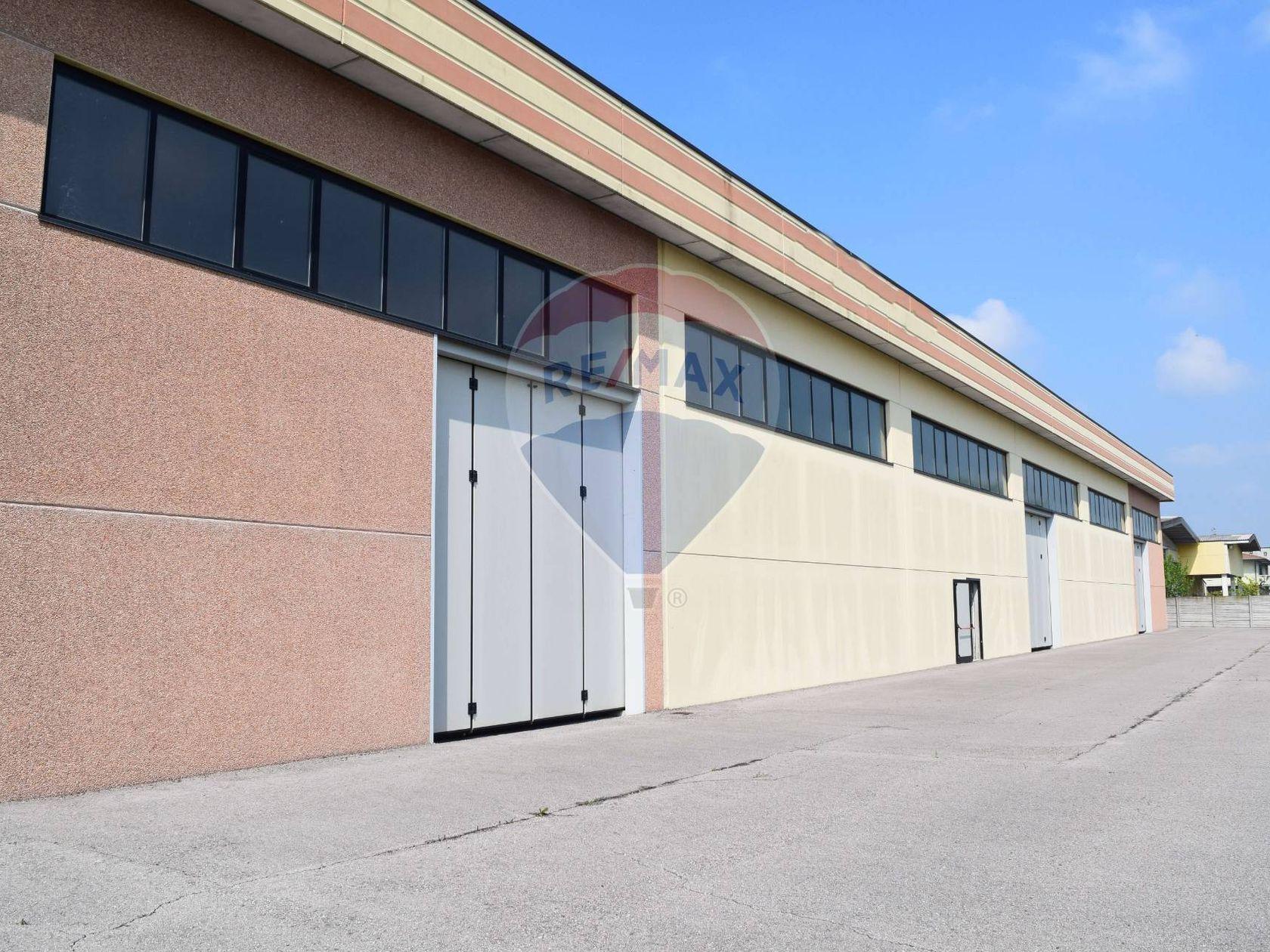 Capannone Industriale Castelletto, Leno, BS Vendita