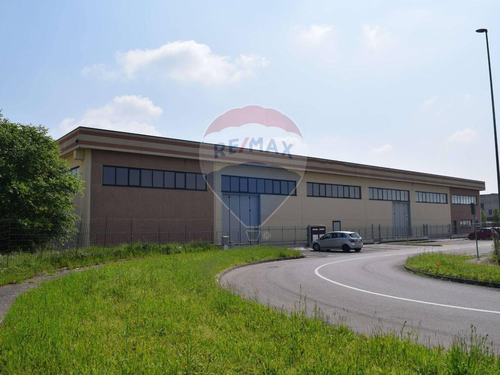 Capannone Industriale Castelletto, Leno, BS Vendita - Foto 15