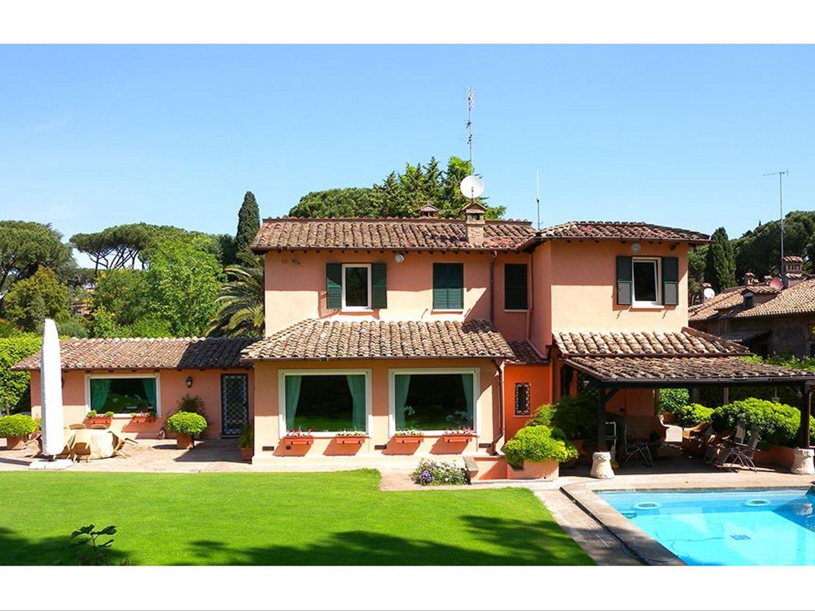 Villa singola Aventino, Roma, RM Vendita - Foto 4