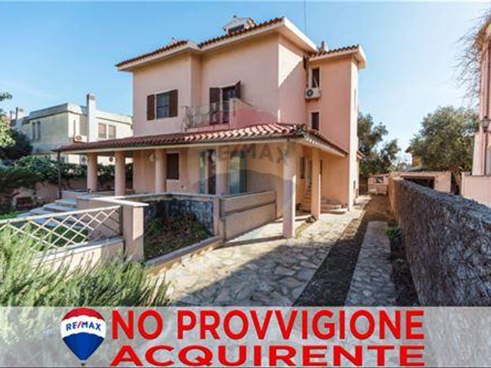 Porzione di villa Cagliari-quartiere Europeo, Cagliari, CA Vendita