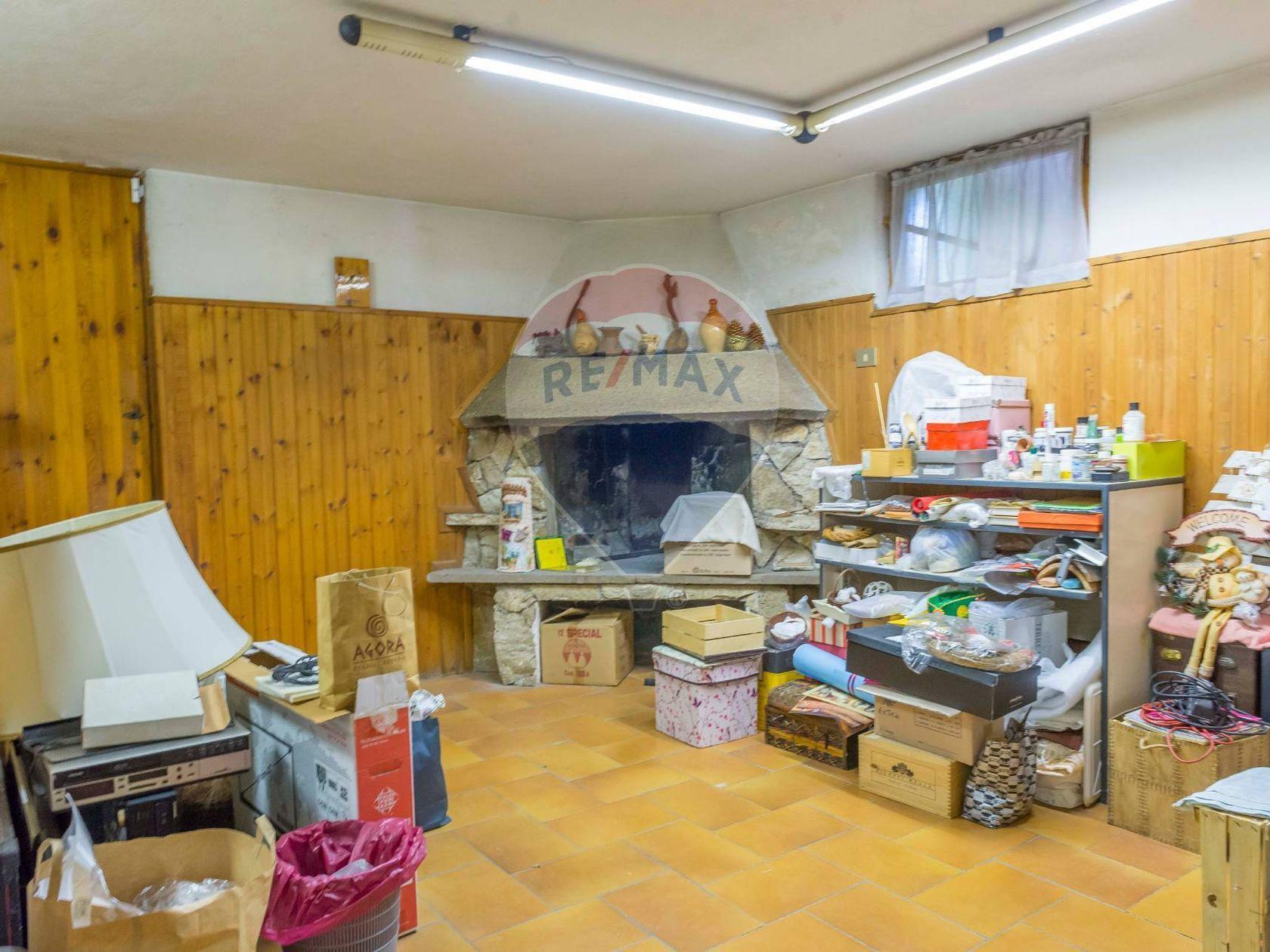 Villa singola Roma - Castelverde - Villaggio Prenestino, Roma, RM Vendita - Foto 42