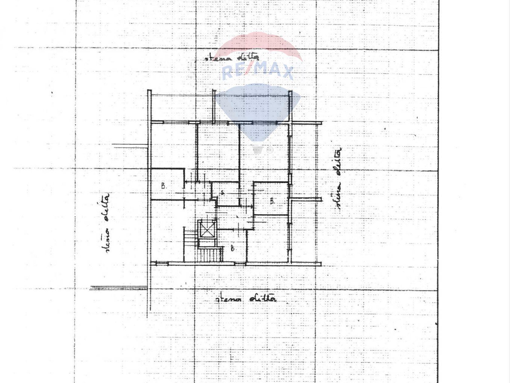 Villa a schiera S. Spirito, Bari, BA Vendita - Planimetria 1
